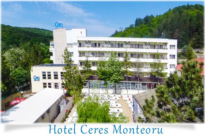 Hotel ceres exterior